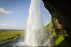 Seljalandsfoss Fotos de Stock Royalty Free