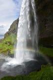 Seljalandsfoss Foto de Stock Royalty Free