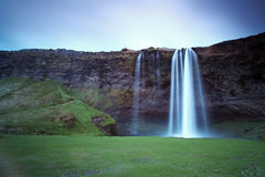 Seljalandsfoss. Beautiful waterfall in Southern Iceland. Stock Photos