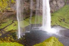 Seljalandsfoss - Iceland Stock Photography