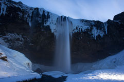 Seljalandsfoss, Iceland Royalty Free Stock Photography
