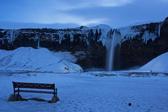 Seljalandsfoss, Iceland Royalty Free Stock Images