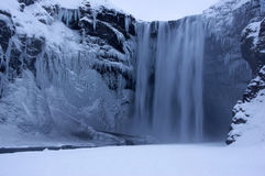 Seljalandsfoss, Iceland Stock Photography