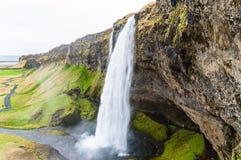 Seljalandsfoss II Fotografia de Stock