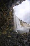 Seljalandsfoss, Islândia Foto de Stock