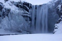 Seljalandsfoss, Islanda Fotografia Stock
