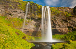 Seljalandsfoss Royalty Free Stock Photos