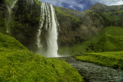 Seljalandsfoss Stock Photography