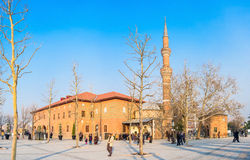 The Seljuk mosque Royalty Free Stock Image