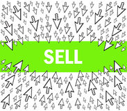 sell stock illustrationer
