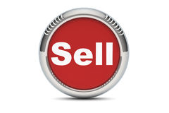 Sell button Stock Photos