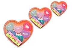 Sell heart. Stock Photos
