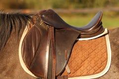 Sella del cavallo immagine stock libera da diritti