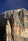 Sella Group in the Dolomites, Italy, Europe Royalty Free Stock Image