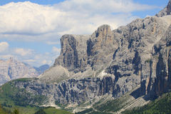 Sella - Val Gardena Royalty Free Stock Image