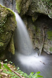 Sellano \ 'cachoeiras de s foto de stock
