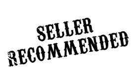 Seller Recommended rubber stamp Royalty Free Stock Image