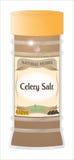 Sellerie-Salz Stockfotografie