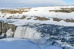 Sellfoss and Dettifoss waterfalls