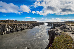 Sellfoss in Iceland Royalty Free Stock Photography