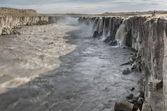 Sellfoss waterfall Stock Photo