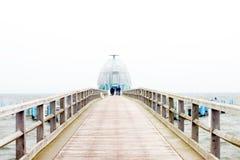 Sellin Pier Stock Image