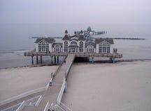 Sellin pier / Rügen Royalty Free Stock Photos