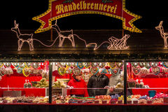 Free Selling Sweets- Nuremberg (Nuernberg), Germany- Christmas Time Stock Images - 64257364