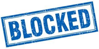 sello bloqueado libre illustration