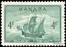 Sello - Canadá Imagen de archivo