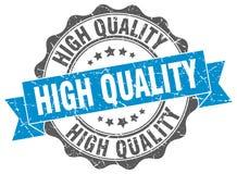 Sello de alta calidad stock de ilustración