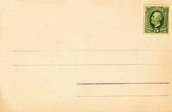 Sello de cinco centavos Fotografía de archivo