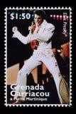 Sello de Elvis Presley foto de archivo libre de regalías