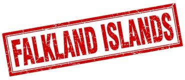 Sello de Falkland Islands ilustración del vector