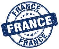 Sello de Francia ilustración del vector