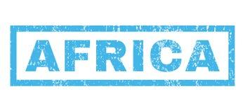 Sello de goma de África Fotografía de archivo libre de regalías