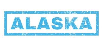 Sello de goma de Alaska Imagen de archivo