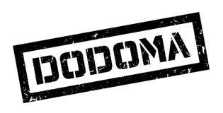 Sello de goma de Dodoma Imagenes de archivo