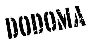 Sello de goma de Dodoma Fotografía de archivo