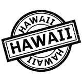 Sello de goma de Hawaii Foto de archivo