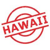 Sello de goma de Hawaii Foto de archivo libre de regalías