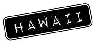 Sello de goma de Hawaii Fotos de archivo