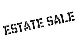 Sello de goma de la venta del estado Fotografía de archivo libre de regalías