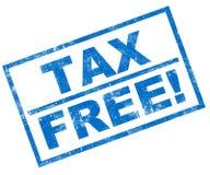 Exento de impuestos Fotos de archivo libres de regalías