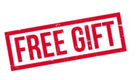 Sello de goma libre del regalo Foto de archivo libre de regalías