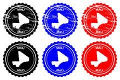 Sello de goma de Malí