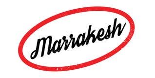 Sello de goma de Marrakesh Imagen de archivo