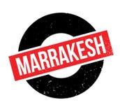 Sello de goma de Marrakesh Foto de archivo libre de regalías