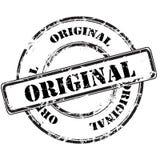 Sello de goma original del grunge stock de ilustración