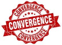 sello de la convergencia libre illustration